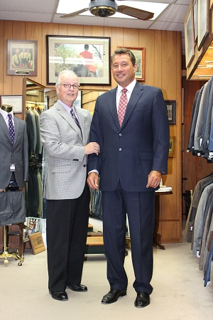 Fine Men's Custom Clothing